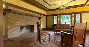 100 Frank Lloyd Wright Houses Interiors S Barton House Opens To The Public After