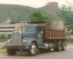 100 Kenworth Dump Truck For Sale 1960s KW Seen In Colorado In The 1990