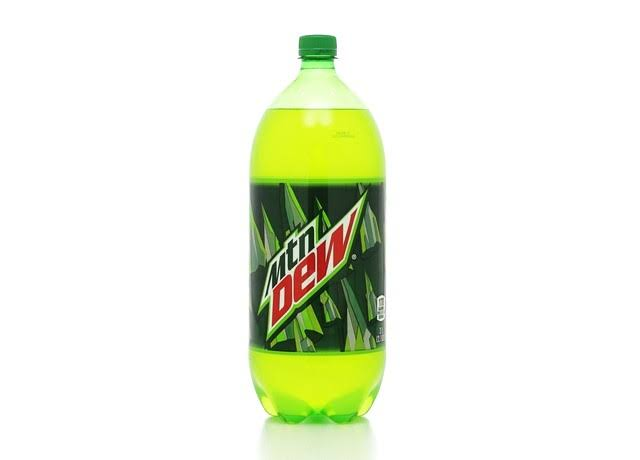 Diet Mountain Dew Soda - 2L