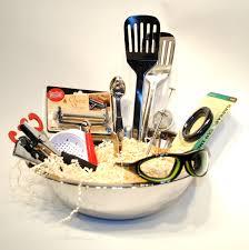 Kitchen Gift Basket Ideas