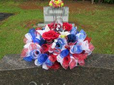 memorial day graveside decorations low cost to make it made for grave decoration items needed
