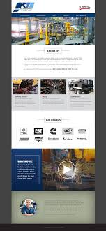 Portfolio/Rowe-Truck-Equipment-Website | Ginny Reynolds