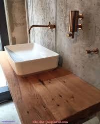 waschtischunterschrank holz attraktiv badezimmer waschbecken