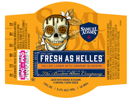 Wolavers Pumpkin Ale Calories by Samuel Adams Spring Beer 2017 Fresh As Helles U0026 Hopscape Beer