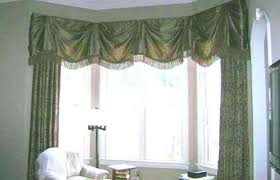 Modern Interior Design Medium Size Bay Window Valance Dining Room Valances Contemporary For Ideas Best Cornice