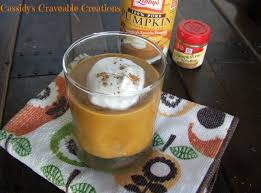 Freezing Pumpkin Puree For Smoothies by Pumpkin Pie Smoothie With A Secret Ingredient Vegan U2013 Cassidy U0027s