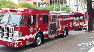 100 Pumper Trucks Houston Fire Gets 4 New Pumper Trucks