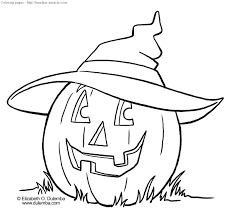 Disney Halloween Coloring Pages To Print by Halloween Pumpkin Coloring Pages Kids Hallowen Coloring Pages Of