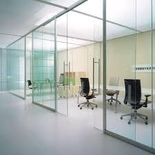 cloisons bureaux cloison de bureau vitrée bord à bord espace cloisons alu ile de
