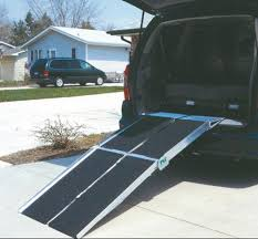 Portable Ramps For Wheelchairs, Scooters And Walkers - HandiRamp How To Use A Moving Truck Ramp Insider Ez Traction Hybrid Hook Plate End Alinum Car Trailer Ramps Amazoncom Lund 6002 Kit Set Of 2 Automotive My Homemade Sled Ramp Arcticchatcom Arctic Cat Forum The Best Pickup Truck Loading Ever Youtube Shark Kage Customers Pinterest Loading Ramps Container Loadall Customer Review F350 Long Bed Easy Load Teamkos Superwide Trifold For Atv Quad Motorcycle