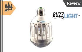 buzz light review powerful led bug zapper for mosquitos that works