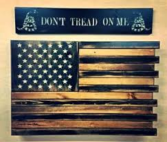 Rough Country Rustic Furniture Decor Flags In The Brilliant American Flag Wall Art With Regard To Home