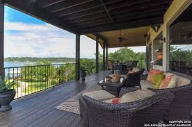 104 Water Front House 6 Stunning Front Homes Near San Antonio An Exclusive Look