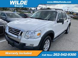 Pre-Owned 2009 Ford Explorer Sport Trac XLT Crew Cab Pickup In ... Upc 090159319917 Maisto Ford Explorer Sport Trac Pickup Truck 125 Tractor Cstruction Plant Wiki 2017 2008 Reviews And Rating Motor Trend 2007 Photos Informations Articles Used Car Costa Rica 2004 Ford Explorer 2003 Overview Cargurus Amazoncom Images Specs Xlt 4x4 For Salev8alloystowfogs Preowned Utility In File1st 032012jpg Wikimedia Commons Sport Trac Maisto 118 White 4 Door