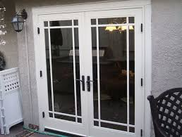 patio french doors outswing home design ideas