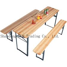 Wooden Folding Beer Table And Benches Foldable Beer Table Bench Set - Buy  Wood Dining Table Sets,Beer Garden Table And Bench,Camping Folding Table  And ... Plantex Space Saver Teakwood Folding Chair Table Setwooden Stakmore Traditional Expanding Fruitwood Frame Flash Fniture Hercules 8 X 40 Wood Set 6 Chairs 47 Patio And Folding Chair Foldable Solid Basil Wooden King Teak 4 Piece Golden 1 Garden Shop Homeworks Online In Wow Incredible Luan 18x72 Ft Seminar Vinyl Edging Boltthru Top Locking Steel Mannagum Pnic With Seats