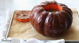 Pumpkin Soup Tureen Recipe by Roasted Pumpkin Soup Recipe Purewow