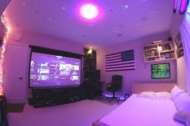47 Epic Video Game Room Decoration Ideas For 2017 Inside Best Gaming Bedroom