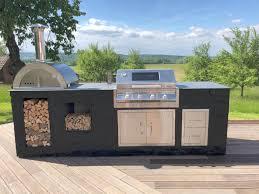 outdoor küche kaufen für garten und terrasse