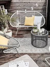 die schönsten sichtschutz ideen für die terrasse westwing
