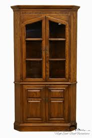 high end used furniture ethan allen royal charter oak jacobean