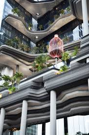 100 Woha Design Green Giant ParkRoyal By WOHA Building Architects Journal