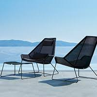 modern outdoor furniture patio chairs tables at lumens