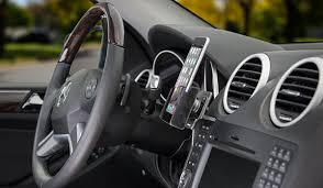 iPhone 6 Car Mount in the Mercedes M Class