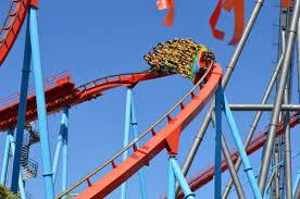 khan port aventura khan rollercoaster picture of portaventura world salou