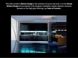 20 This Ultra Modern Kitchen Design