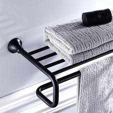 Bath Shelves With Towel Bar by Compare Prices On Bronze Bathroom Shelf Online Shopping Buy Low