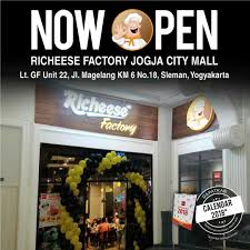 Richeese Factory Promo Opening Di Jogja City Mall