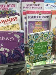 Adult Coloring Books Still No Need To Color Within The Lines