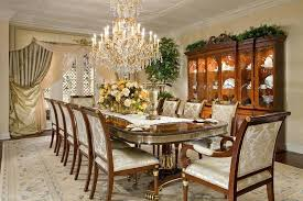 Formal Dining Modern Room Table