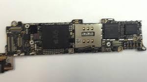iPhone 5 logicboard