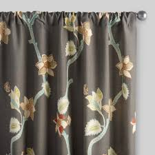 Beaded Curtains Bed Bath And Beyond by Bird Of Paradise Pakshi Curtains Set Of 2 World Market