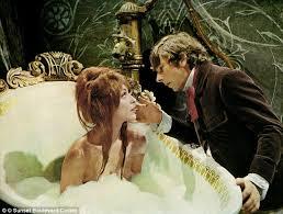 Chemistry The Two On Set Of Dance Vampires By Roman Polanski