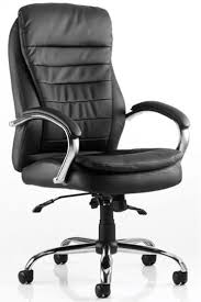 Bariatric Office Chairs Uk by Goliath Heavy Duty Black Leather Office Chair Bariatric