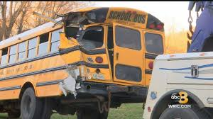No Students Injured After Truck Rear-ends Hanover School Bus