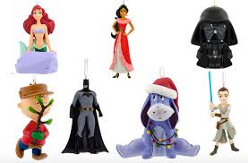 Jcpenney Christmas Tree Ornaments by Hallmark Christmas Ornaments Snoopy Spiderman Batman