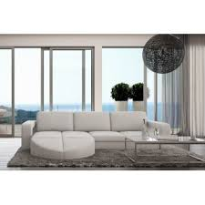 canapé design d angle canapé d angle design blanc galliano