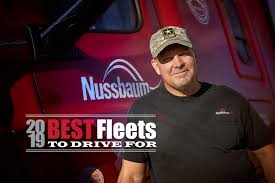 100 Looking For Truck Drivers Nussbaum Transportation Named Top 20 Best Fleets To Drive Of 2019