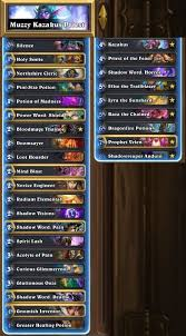 priest deck august 2017 dreamhack montreal 2017 hearthstone grand prix decks results and