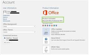 How to Find and Activate Microsoft fice 2016 or 365 on your new