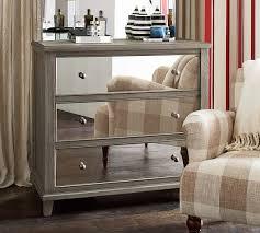 Miranda Mirrored Dresser