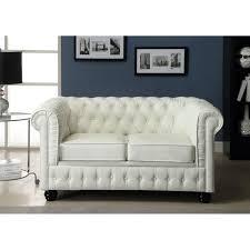 canapé cuir blanc 2 places mobilier achat et vente neuf ou d occasion domdiscounter