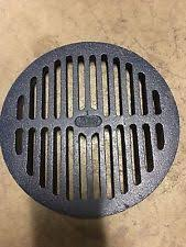 Josam Pvc Floor Drains by Cast Iron Floor Drain Ebay