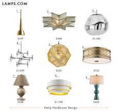 Rhodes Bronze Torchiere Floor Lamp by My Favorite 37 Online Lighting Resources Emily Henderson