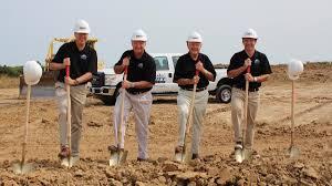 100 Work Truck Rental Rental Firm Starts Work On New Headquarters Kansas City