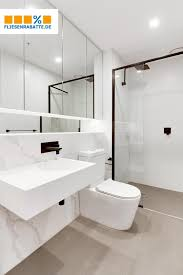marmoroptik fliesen im bad badezimmereinrichtung